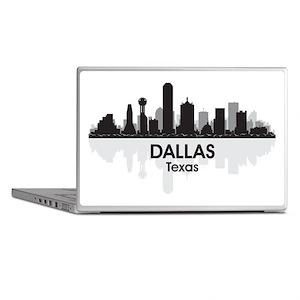 Dallas Skyline Laptop Skins
