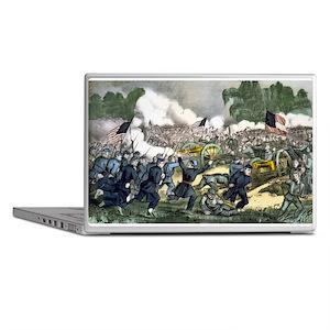 The battle of Gettysburg, Pa - 1863 Laptop Skins
