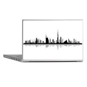 Dubai Skyline Cityscape Laptop Skins