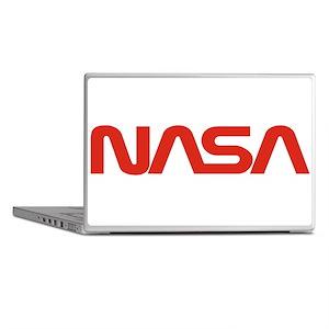 NASA Worm Logo Laptop Skins