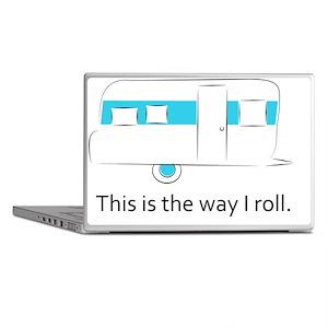 way I roll Laptop Skins