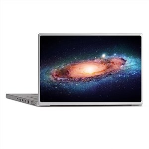 Milky Way Laptop Skins