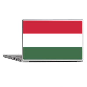Flag of Hungary Laptop Skins