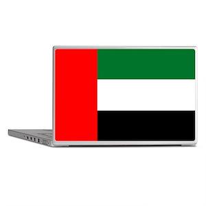 United Arab Emirates Flag Laptop Skins
