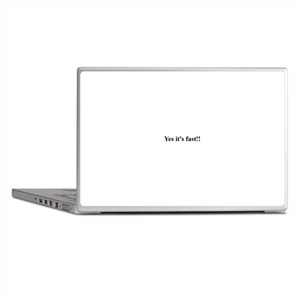 Fast Laptop Skins
