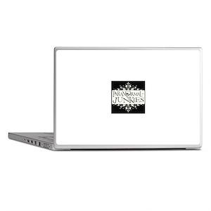 Paranormal-Junkies Logo Laptop Skins