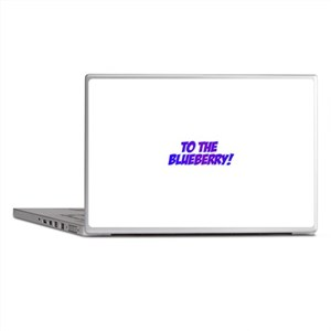 Psych, Blueberry! Laptop Skins