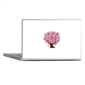 The Tree of Life...Breast Cancer Laptop Skins