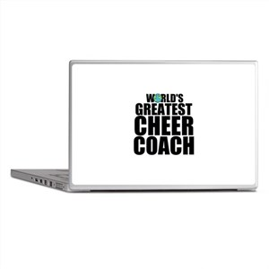 World's Greatest Cheer Coach Laptop Skins