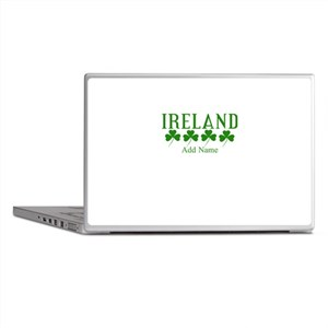 Lucky Irish Shamrocks Laptop Skins