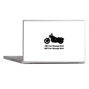 Personalize It, Motorcycle Laptop Skins