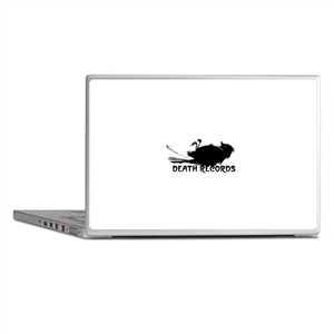 Death Records Laptop Skin