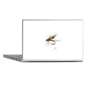 Cummins Wet Fly (March Brown) Laptop Skins