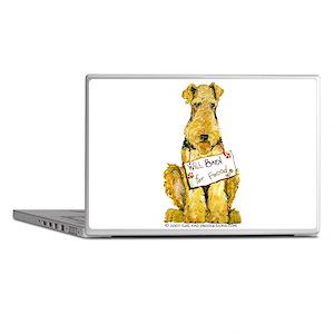 Airedale Lakeland Welsh Terrier Laptop Skins