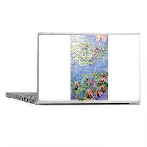 Claude Monet's Water Lilies Laptop Skins