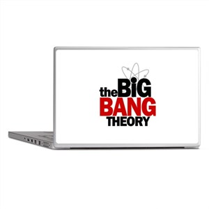 the BIG BANG THEORY Laptop Skins