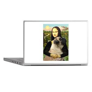 Mona's Bull Mastiff Laptop Skins