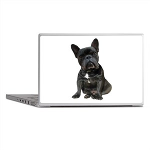 French Bulldog Puppy Portrait Laptop Skins