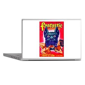 Fantastic Big Dog Cover Art Laptop Skins