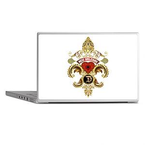 New Orleans Monogram D Laptop Skins
