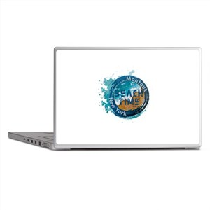 New York - Montauk Laptop Skins
