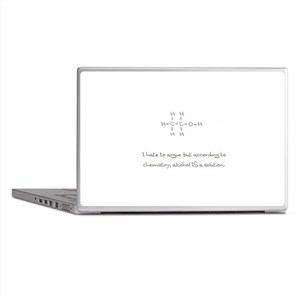 According to chemistry... Laptop Skins