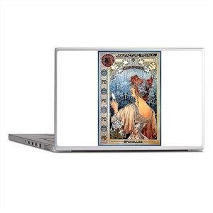 ART NOUVEAU Laptop Skins