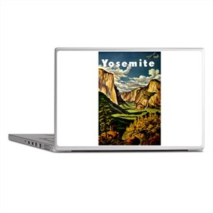 Vintage Yosemite Travel Laptop Skins