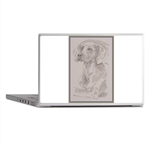 Weimaraner Laptop Skins