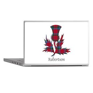Thistle-Robertson Laptop Skins