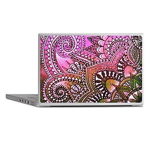 Paisley 1 Laptop Skins