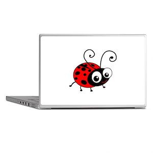 Cute Ladybug Laptop Skins