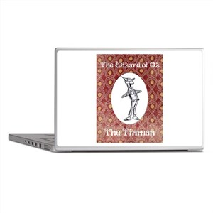 Wizard of Oz Tinman Laptop Skins