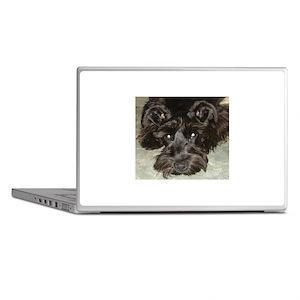 atticussquareface Laptop Skins
