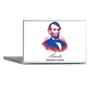 Abraham Lincoln Laptop Skins