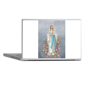 Blessed Virgin Mary 02 Laptop Skins