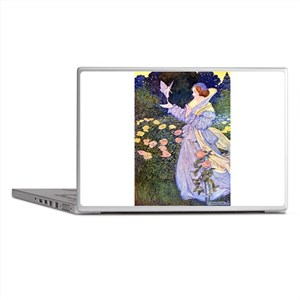 The Rose Faries Laptop Skins