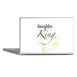 Daughter of a King Laptop Skins