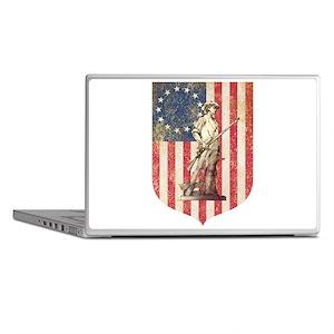 Concord Minuteman, Shield Laptop Skins
