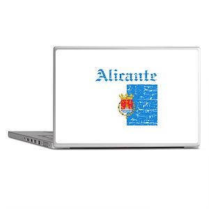 Alicante flag designs Laptop Skins