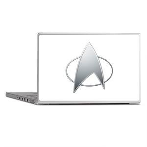 STAR TREK TNG Laptop Skins