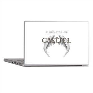 Supernatural CASTIEL Angel Wings Laptop Skins