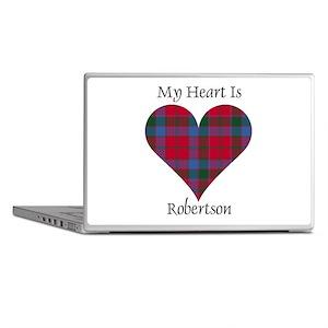 Heart-Robertson Laptop Skins