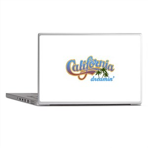 CALIFORNIA DREAMIN Laptop Skins