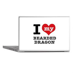 I love my Bearded Dragon Laptop Skins