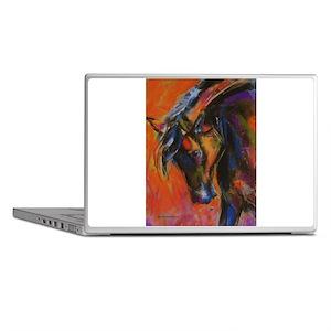 Comfortable Strength Laptop Skins
