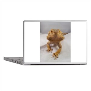Rebney on white Laptop Skins