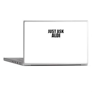 Just ask ALDI Laptop Skins