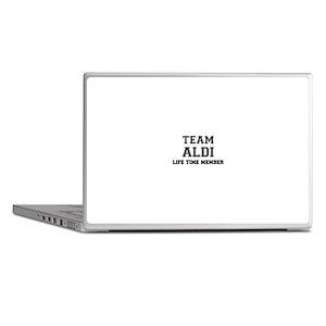 Team ALDI, life time member Laptop Skins