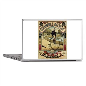 Vintage poster - Columbia Bicycle Laptop Skins